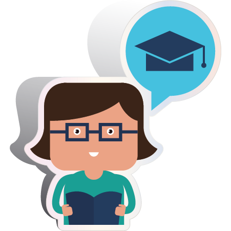 CourseLauncher Academy - student icon