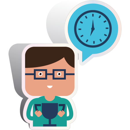 CourseLauncher Accelerator - student icon