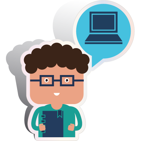 CourseLauncher Platform - student icon