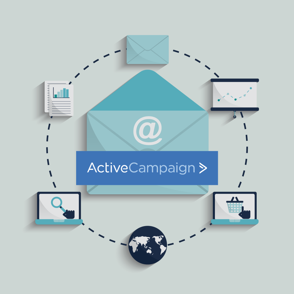 ActiveCampaign Email Marketing Account