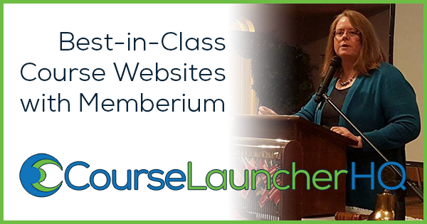CourseLauncher - Best-in-Class Course Websites with Memberium